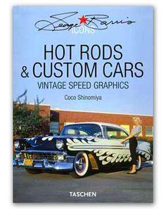 George Barris Custom Cars | Books - Barris Kollectibles - Shop | Barris Kustom Industries