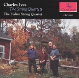 Charles Ives: The String Quartets [CD], 2069