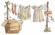 Line dried clothes  #laundry #washing #clothesline