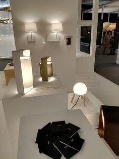 LULA indoor lighting #design #light #lamp Green Table Lamp, Light Building, Lighting Design, Showroom, Wall Lights, Retail, Indoor, Home Decor, Display Stands
