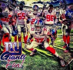 New York Giants.