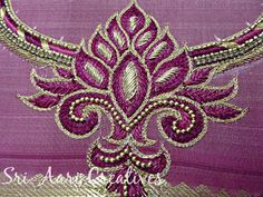 17 Best Aari Embroidery Designer Blouse Collections Images Aari