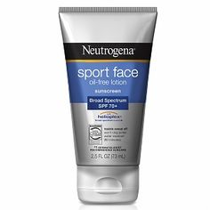 Buy Neutrogena Ultimate Sport Face Sunscreen Lotion, SPF 70 with free shipping on orders over $35, low prices & product reviews | drugstore.com