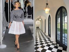Christian Dior Spring 2012 Couture and Houzz
