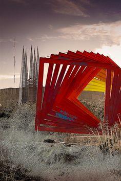 UNAM by Raúl Soria, via Flickr