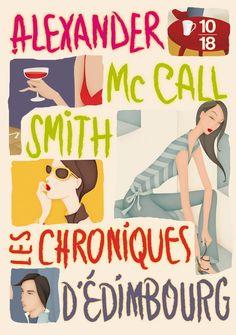 Books, Tea time & Sweet apple pie: Les chroniques d'Edimbourg (Intégrale 1) - Alexand...