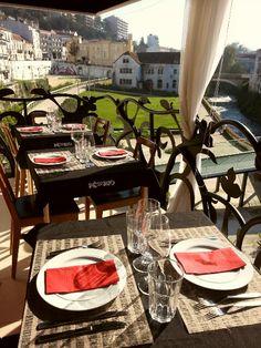 Balcony / Varanda sobre o Rio Lis l Leiria l Portugal