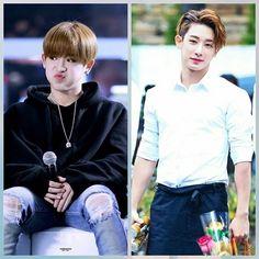 Mom says find a man who can be both. YESSS EOMMONIM!!!  #monstax #monbebe #shownu #wonho #wonhomonstax #changkyun #im #kihyun #jooheon #hyungwon #minhyuk #kpop #kidols #biaswrecker #starship