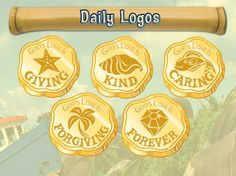 Check out the Daily Logos of SonTreasure Island VBS. Order supplies for a discount from NextStep Resources!