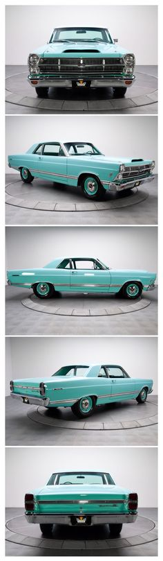 1967 Ford Fairlane 500...Re-pin brought to you by agents at #HouseofInsurance #Eugene, Oregon for #carinsurance.