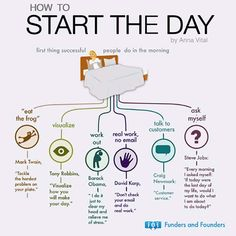 become_more_productive_start_of_day.jpg (670×670)
