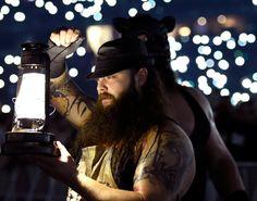 Bray Wyatt at WrestleMania 32