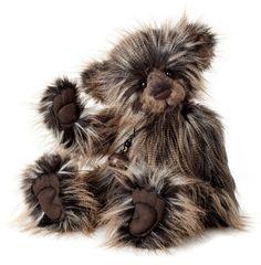 Charlie Bear Charlie 2013 Teddy Bear Cottage - Collectable Charlie Bears