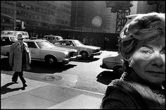 Bruce Gilden 1984 New York City.