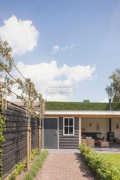 Garden Bar, Home And Garden, Back Garden Design, Garden Workshops, Outdoor Living, Outdoor Decor, Back Gardens, House Goals, Backyard Patio