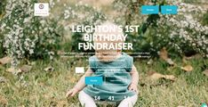 In lieu of presents, Leighton wanted to raise funds for Central Texas families who need a clean, reliable supply of diapers for a healthy and comfortable quality of life. Fundraising Page, Fundraising Websites, Donation Page, Make A Donation, Giving Tuesday, Social Business, Raise Funds, 1st Birthdays, Giving Back