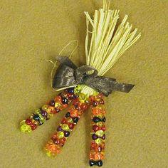 FamilyCorner.com: The Blog: Make an Indian Corn Pin
