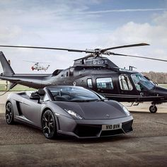 Matte Lamborghini