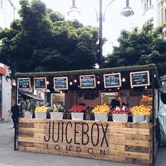 juice stand xx