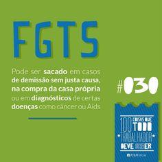 Fonte: Conselho Superior da Justiça do Trabalho (CSJT) #FGTS #Justacausa #Trabalho #Doenças #Empregado