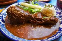Celebrate Day of the Dead with these Mexican foods: Mole Negro