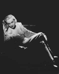 Carole Lombard photographed by Eugene Robert Richee