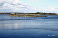 Barragem de Odivelas, uma das seis maiores  barragens do Baixo Alentejo.
