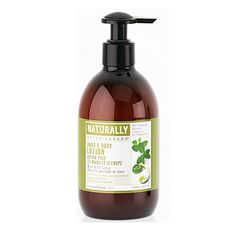 Upper Canada Soap - Naturally Wild Mint Lime Nourishing Hand and Body Lotion