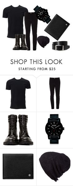 """""""moon set"""" by lulu-dusk ❤ liked on Polyvore featuring Simplex Apparel, Gucci, Yves Saint Laurent, Nixon, Montblanc, Coal, HUGO, men's fashion and menswear"""
