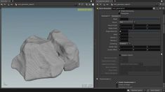 A short demonstration of some of the features of my procedural Rock Generator asset for Houdini. More info here: http://techie.se/?p=gallery&type=houdini_assets&item_nr=1