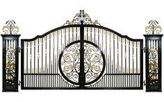 Eros Custom Gate Design | GatesIron