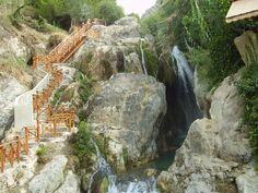 Les Fonts de l'Algar, Alicante