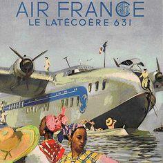 Latécoère 631-el titanic del aire que cayó en Rocha - Taringa!