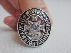 Free shipping 1952 rocky marciano heavy weight championship ring Fan Gift wholesale Men Fan Brithday Gift