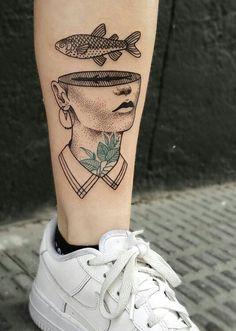 nautical chest tattoo, greatest small tattoo concepts, lips on neck tattoo, disti Arm Sleeve Tattoos, Tattoo Sleeve Designs, Chest Tattoo, Tattoo Sleeves, Stomach Tattoos, Body Art Tattoos, Thigh Tattoos, Tatoos, Trendy Tattoos