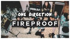 Fireproof || One Direction (25 year old version) can't stop laughing