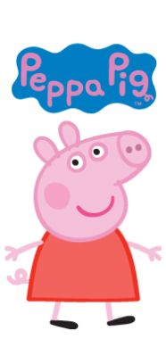 Peppa Pig Printables | Treehouse FREE