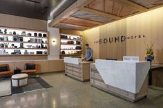 Where to Stay in Seattle: The Sound Hotel Seattle Belltown Seattle Travel, Seattle Vacation, Seattle Pictures, Downtown Restaurants, Ac Hotel, Homewood Suites, Modern Properties, Hotel Concept, Embassy Suites