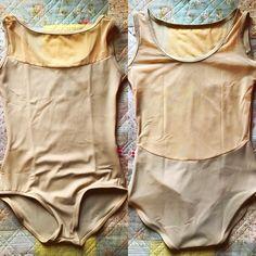 Meagan / Body : t-mosaic Back : mesh Nude Trim : t-mosaic Ballet Leotards, Pullover Shirt, Leo Love, Box Bed, Drawer, Mosaic, Bodysuit, Mesh, Nude