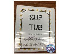 Ginny's Music Space: Sub Tub Sneak Peak!