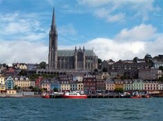 Cobh. Such a cool small town. And the last port of call for the Titanic before it sank