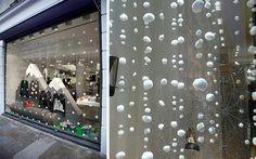 Decofilia Blog | Ideas para decorar escaparates de invierno