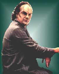 John Billingsley as  Doctor Phlox