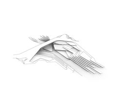 Velenje City Center Pedestrian Zone Promenada by Enota « Landscape Architecture Works Landscape Model, Contemporary Landscape, Urban Landscape, Contemporary Architecture, Landscape Architecture, Landscape Design, Architecture Design, Landscape Steps, Architecture Panel