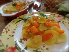 Légumes et leurs épices au four - Powered by @ultimaterecipe