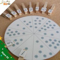 AistBox: 100 идей Нового года: Считаем снежинки