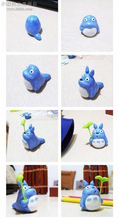 Sugar Modelling Tutorial - Totoro