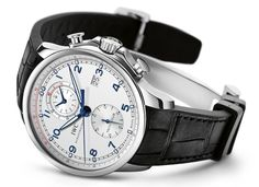 """IWC Portuguese Yacht Club Chronograph """"Ocean Racer""""   watch releases"""