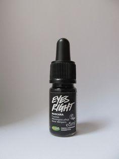 Lush. Eyes Right. Mascara. vegan.
