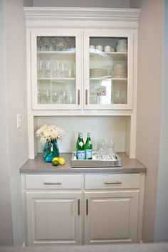 butler pantry design ideas pictures remodel and decor page 115 - Butler Pantry Design Ideas